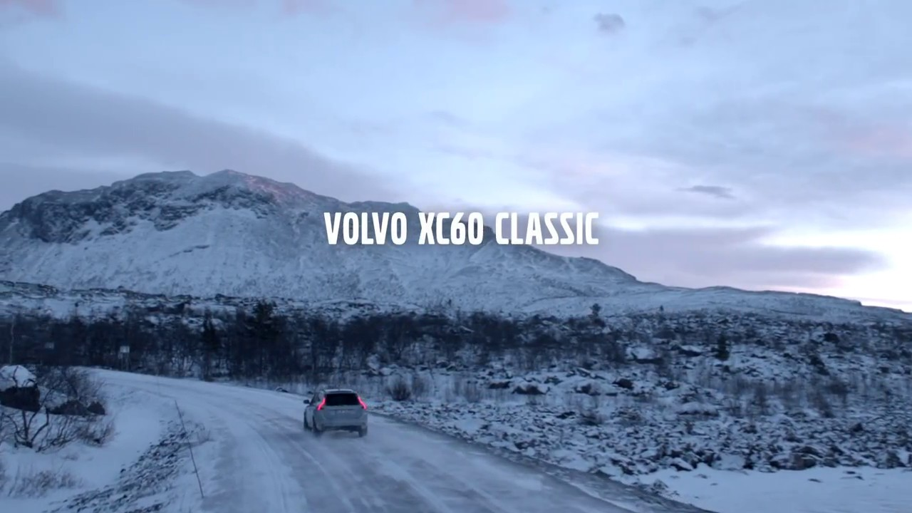 Volvo Xc60 Classic Made By Sweden 30 Sek