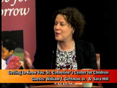 """St. Catherine's Center for Children on """"Getting to Know You With John Nash"""""""