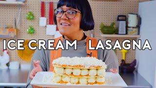 Ice Cream Lasagna   Stump Sohla