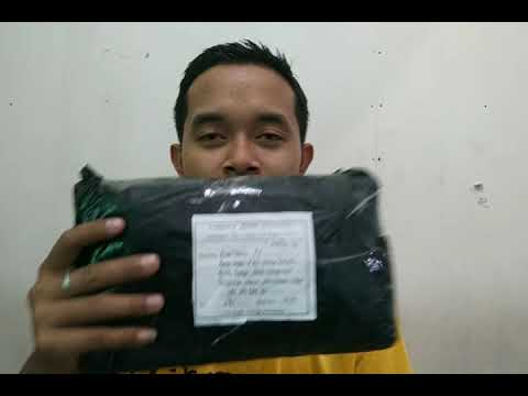 Unboxing celana cheap monday by shopee ID