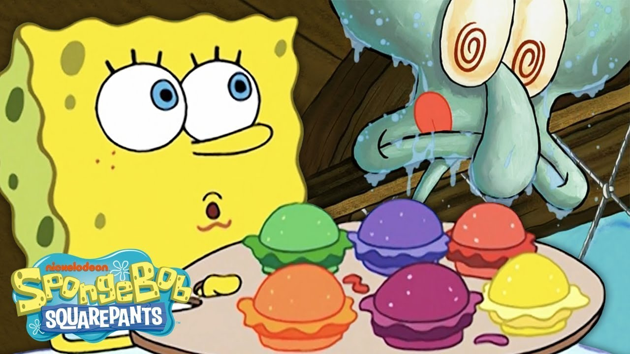 Download Every Krabby Patty EVER! 🍔 | #SpongeBobSaturdays