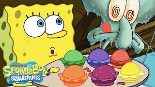 Download Every Krabby Patty EVER! 🍔   #SpongeBobSaturdays Mp3 and Videos