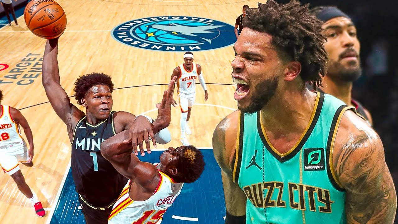 """NBA """"Most INSANE Dunks of 2021 🤯!"""" MOMENTS"""