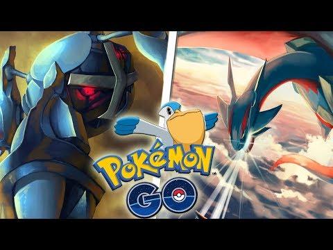 ¡IMPRESIONANTE SALAMENCE, METAGROSS y PELIPPER en el NEW TEAM de Pokémon GO! [Keibron]
