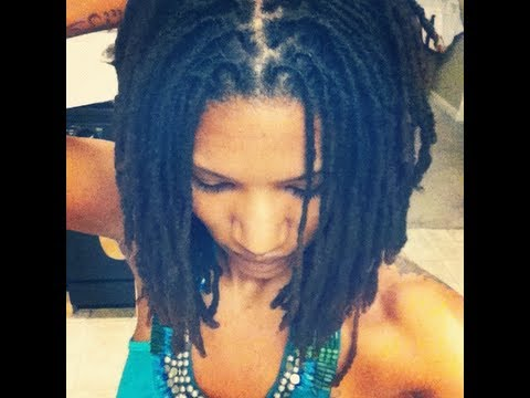 What To Expect Starting Locs W Two Strand Twists Youtube