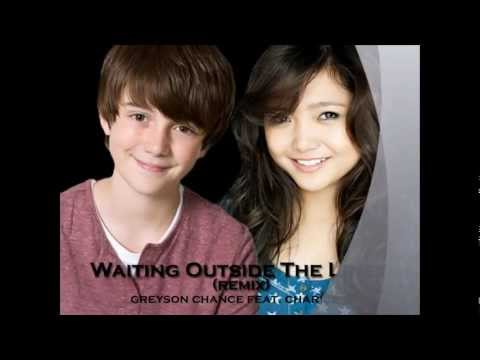 Greyson Chance Feat. Charice - Waiting Outside The Lines (Remix)