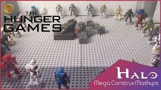 THE SPARTAN GAMES | A Halo Mega Construx Mashup