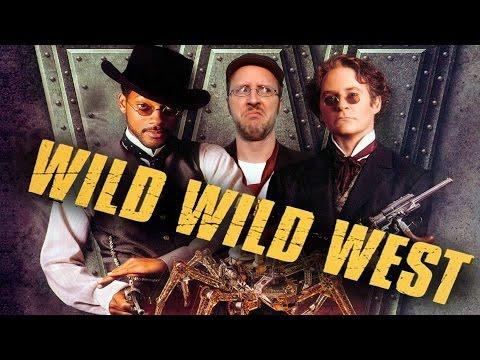 Nostalgia Critic - Wild Wild West(rus vo, русская озвучка)