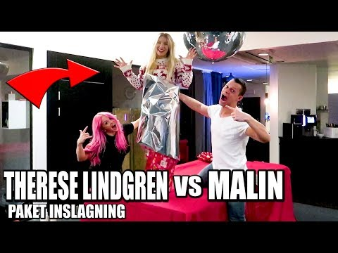 Therese Lindgren mot Malin JUL CHALLENGE