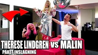 Therese Lindgren mot Malin JUL CHALLENGE