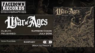 War of Ages - Supreme Chaos - Ecstasy