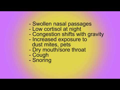 Better Sleep Tips for Allergy Sufferers