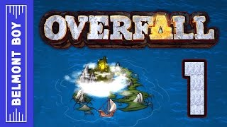 Seafaring Roguelike Goodness - Overfall Gameplay Part 1 - PC