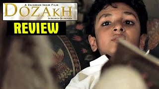 Dozakh In Search Of Heaven Movie Review | Garrick Chaudhary, Lalit Mohan Tiwari
