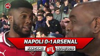Napoli 0-1 Arsenal | Koscielny Put In A Real Captains Performance!