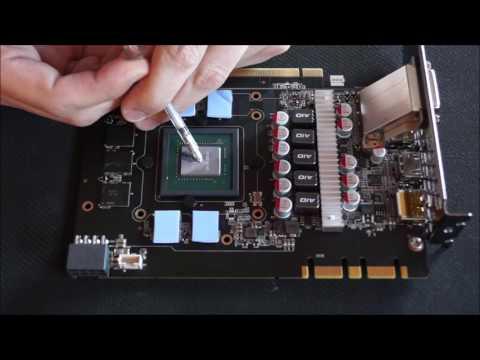 Zotac GTX 1070 Mini Teardown/Liquid Ultra Application