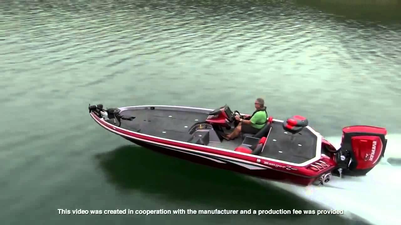Boattestcom Review Evinrude E Tec G2 300 Hp Engine Features Youtube