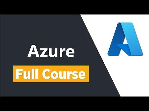 Microsoft Azure Fundamentals Tutorial for Beginners