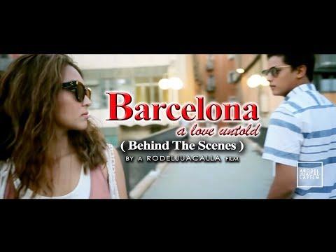 BARCELONA: A Love Untold ( Behind The Scenes )