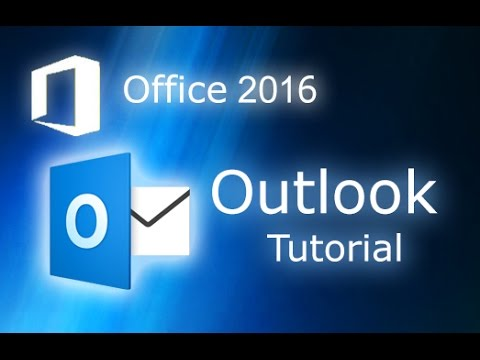 microsoft-outlook-2016---tutorial-for-beginners-[+-general-overview]