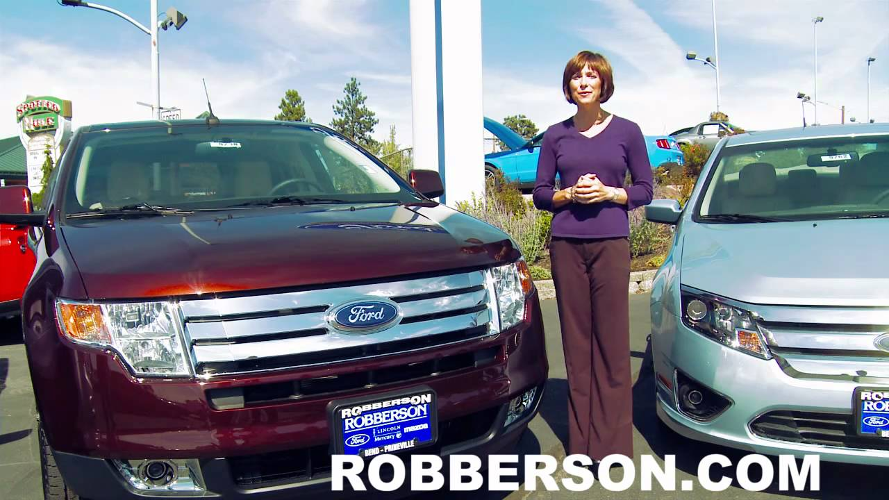 Robberson Ford Tailgate Sale Awd Youtube