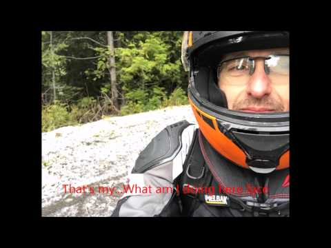 Dual Sport Ride in the Olympic Mountains
