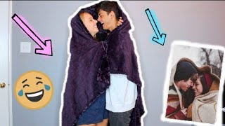RECREATING CUTE COUPLE POSES PART 2!!
