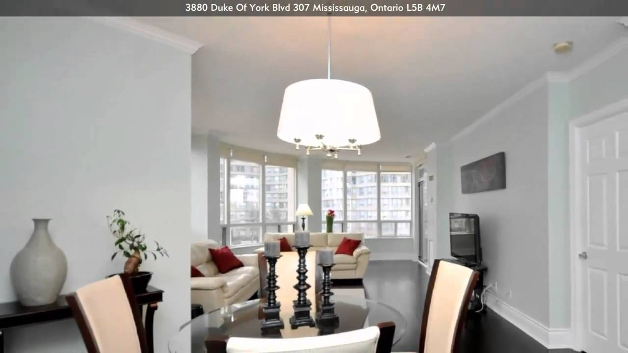 Square One Condo 4 Sale Mississauga 3880 Duke Of York Ovation 2 Bedroom Den  Remax   YouTube