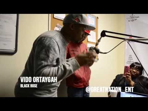 GreatNation Entertainments Live Freestyle Session