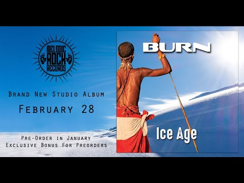 Burn - Hate  (Album 'Ice Age' Out February 28)