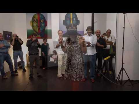 Mayal's VR Art Show at Mana Contemporary.