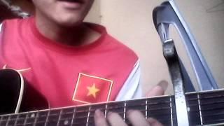 hướng dẫn con tim mong manh guitar