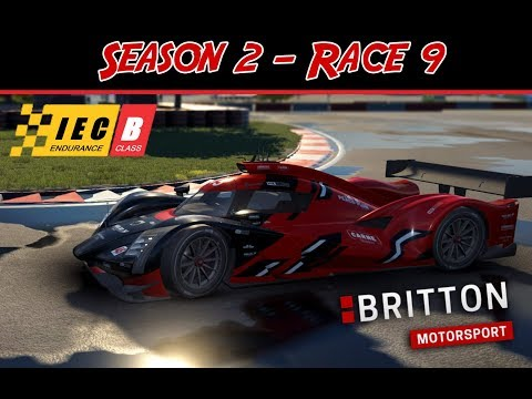 Motorsport Manager - Endurance Series DLC - S2 R9 - Britton Motorsport