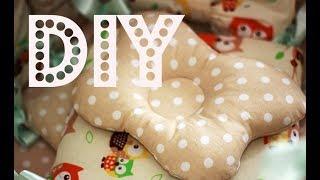 видео Ортопедическая подушка для новорожденных детей