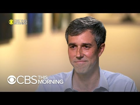 Beto O\'Rourke on why he changed his mind on 2020, Trump\'s \