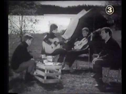 """Hootenanny Singers. """"Så lenge du elskar er du ung"""".wmv"""
