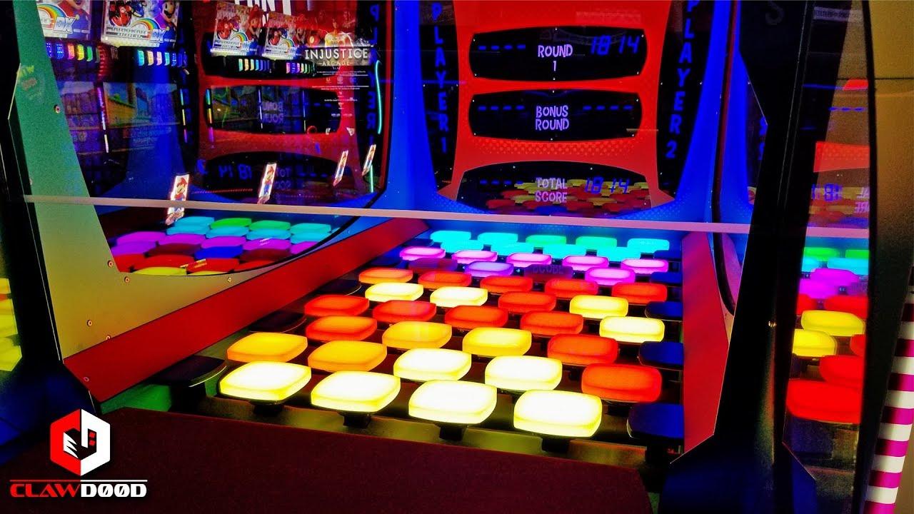 Rainbow Bonus Mode New Lets Bounce Arcade Game At Dave