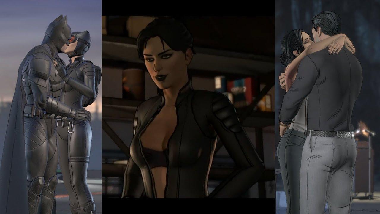 Download Batman Telltale: Catwoman Romance (Season 1 to 2)