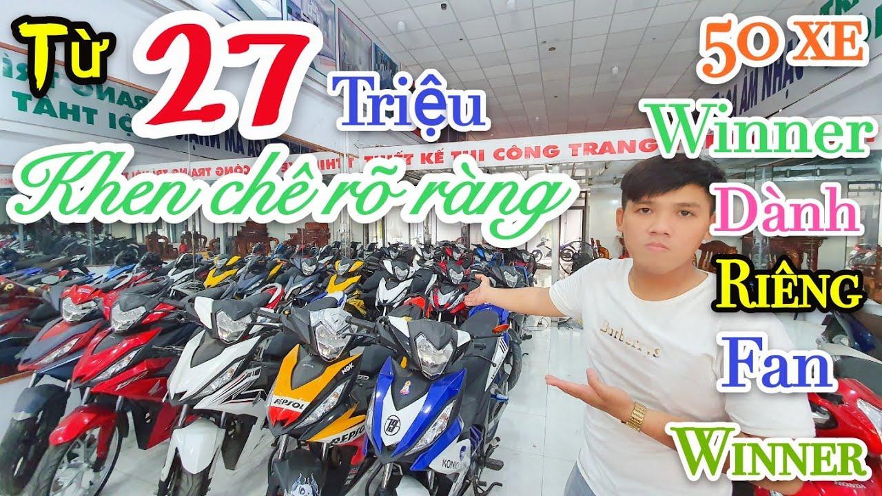Hơn 50 xe Winner 150 giảm giá từ 27 triệu 1 xe của Lão Đại xe cũ Bùi Tân Tiến   Ngố Nguyễn