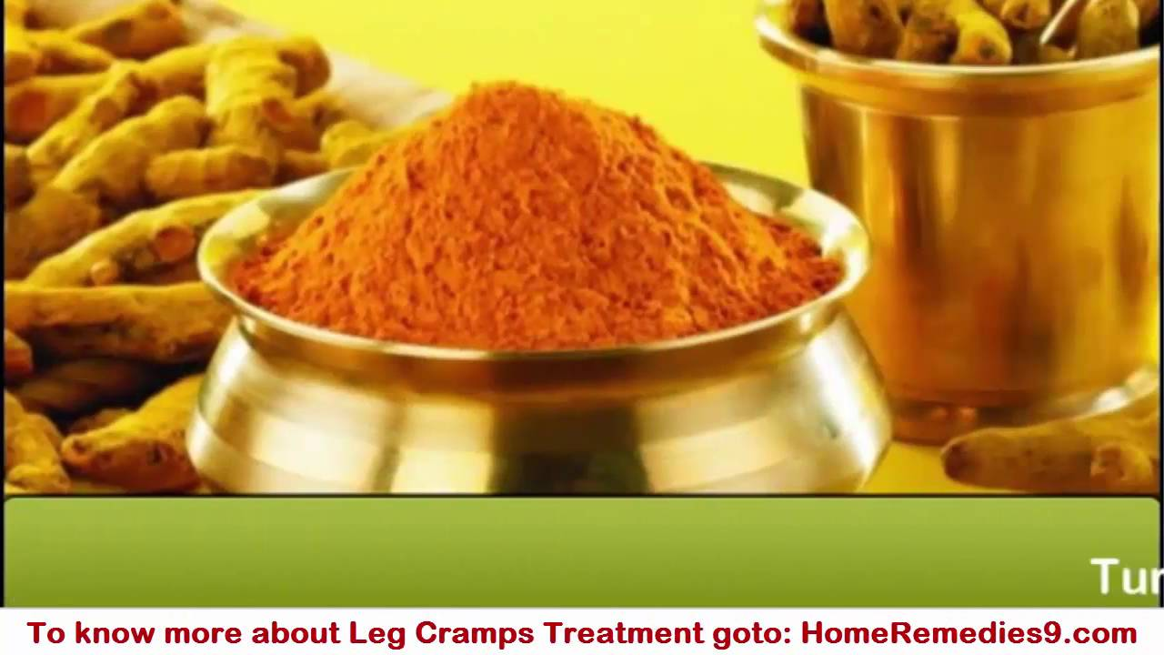 you tube how to stop leg cramps at night