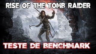 BENCHMARK : RISE OF THE TOMB RAIDER (STEAM)