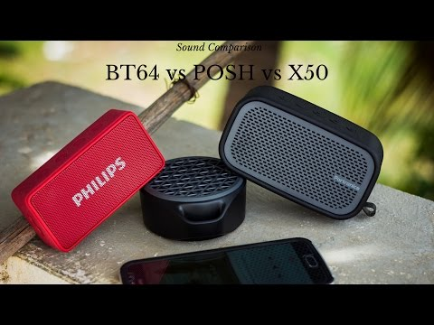 Philips Bt50 Bluetooth Speaker Review Value For Money