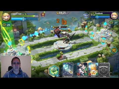 MapleStoryBlitz English Gameplay - MapleStory Mobile Game