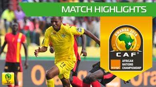 Uganda vs Zimbabwe   Orange African Nations Championship, Rwanda 2016
