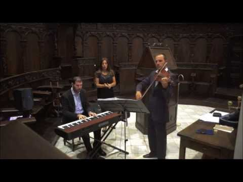Ave Maria Gounod - Trio Musiche per Cerimonie Sardegna