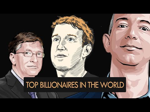 Top Billionaires in World 2020 | Richest People In the World
