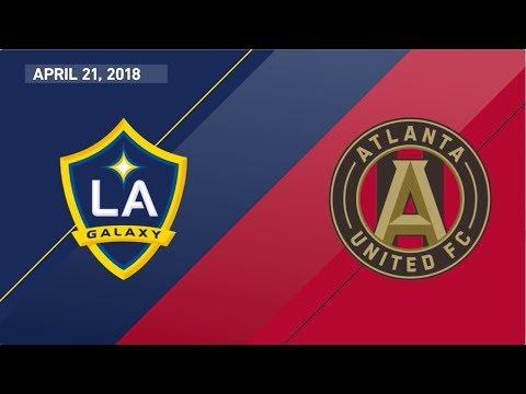 HIGHLIGHTS: LA Galaxy 0-2 Atlanta United