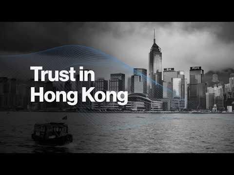 Adrian Warr on Trust in Hong Kong