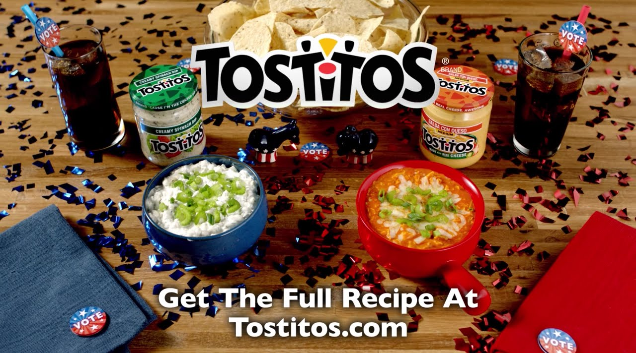 Tostitos Delegate Dips Blue Cheese Dip And Buffalo Dip Recipes Youtube
