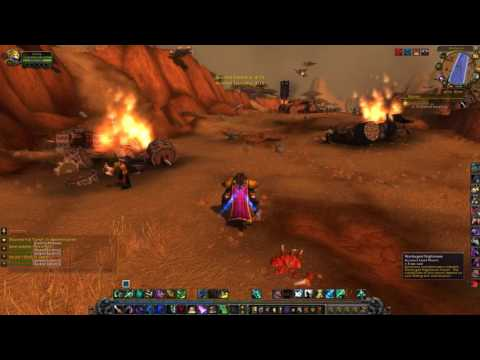 Parts Is Parts Quest ID 24619 Playthrough Southern Barrens